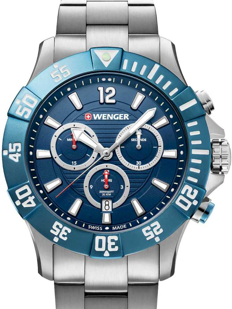 Wenger 01.0643.119 Herreur Seaforce