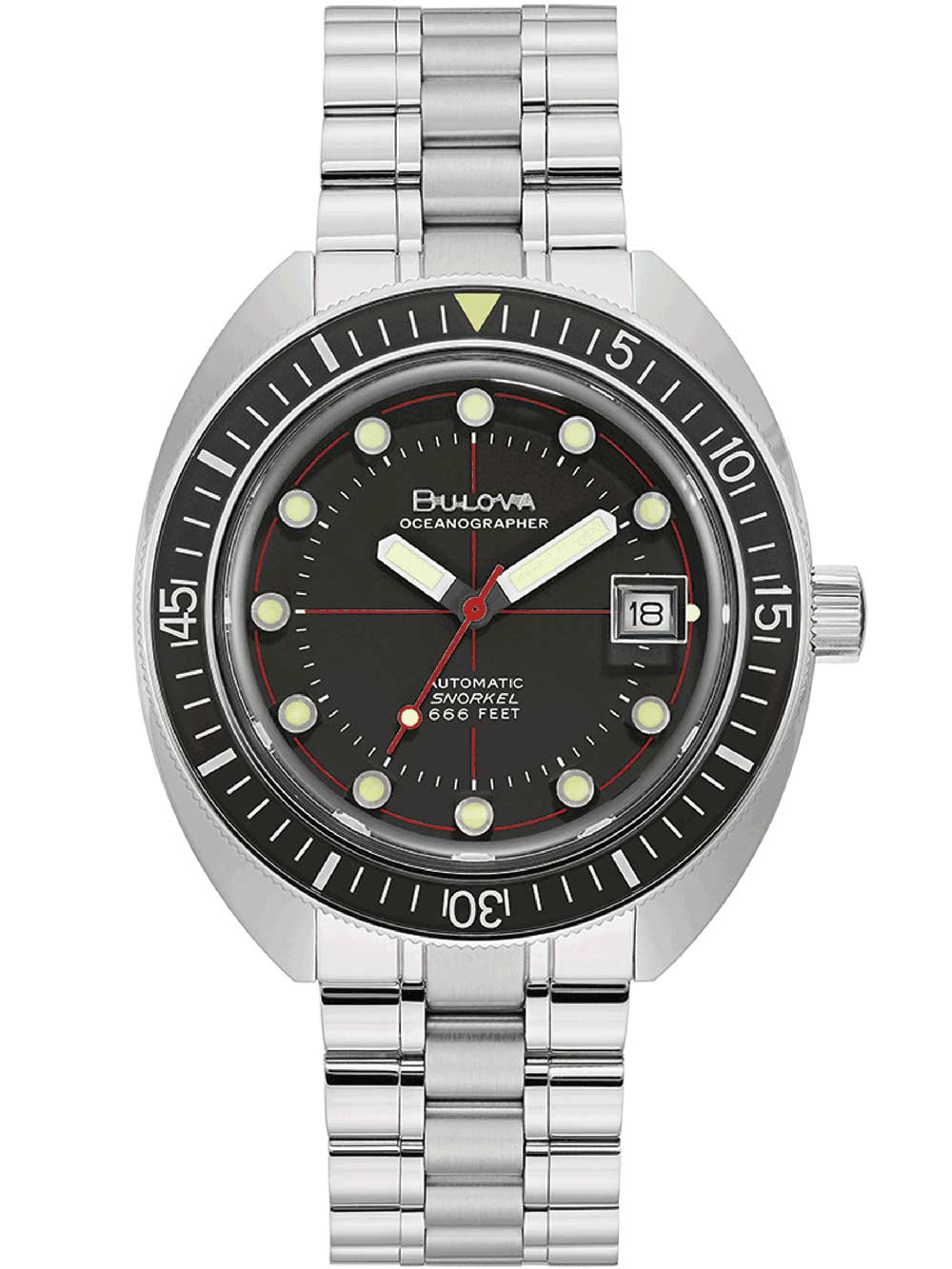 Bulova 96B344 Herreur Oceanographer