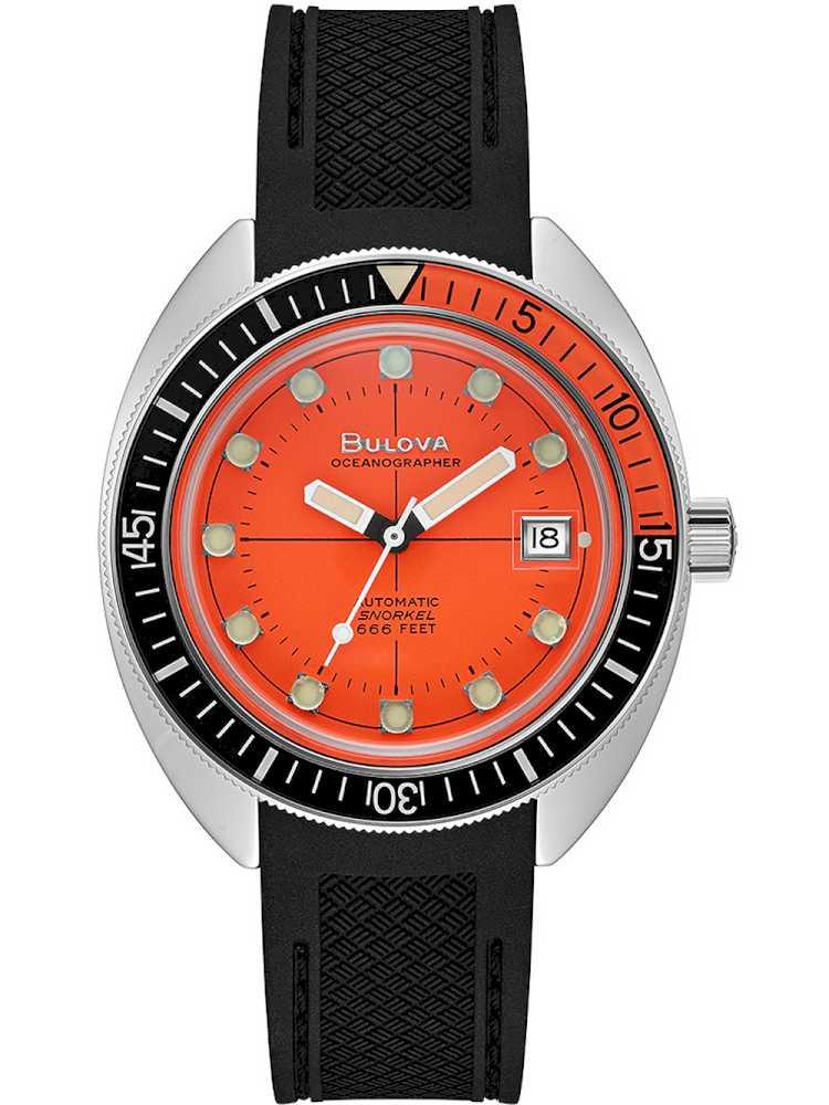 Bulova 96B350 Herreur Oceanographer