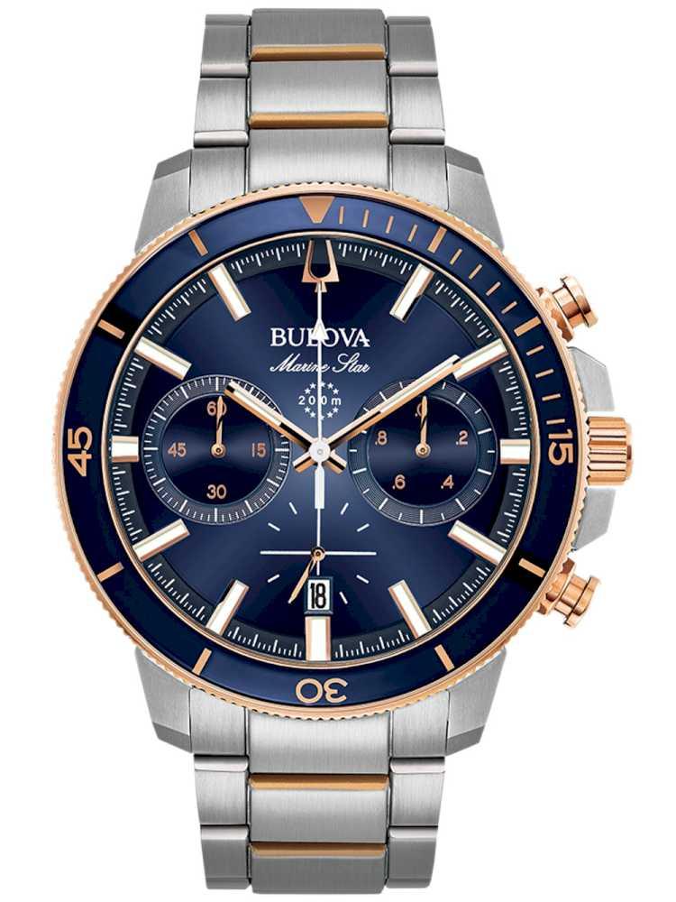 Bulova 98B301 Herreur Marine Star