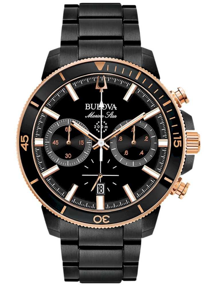 Bulova 98B302 Herreur Marine Star