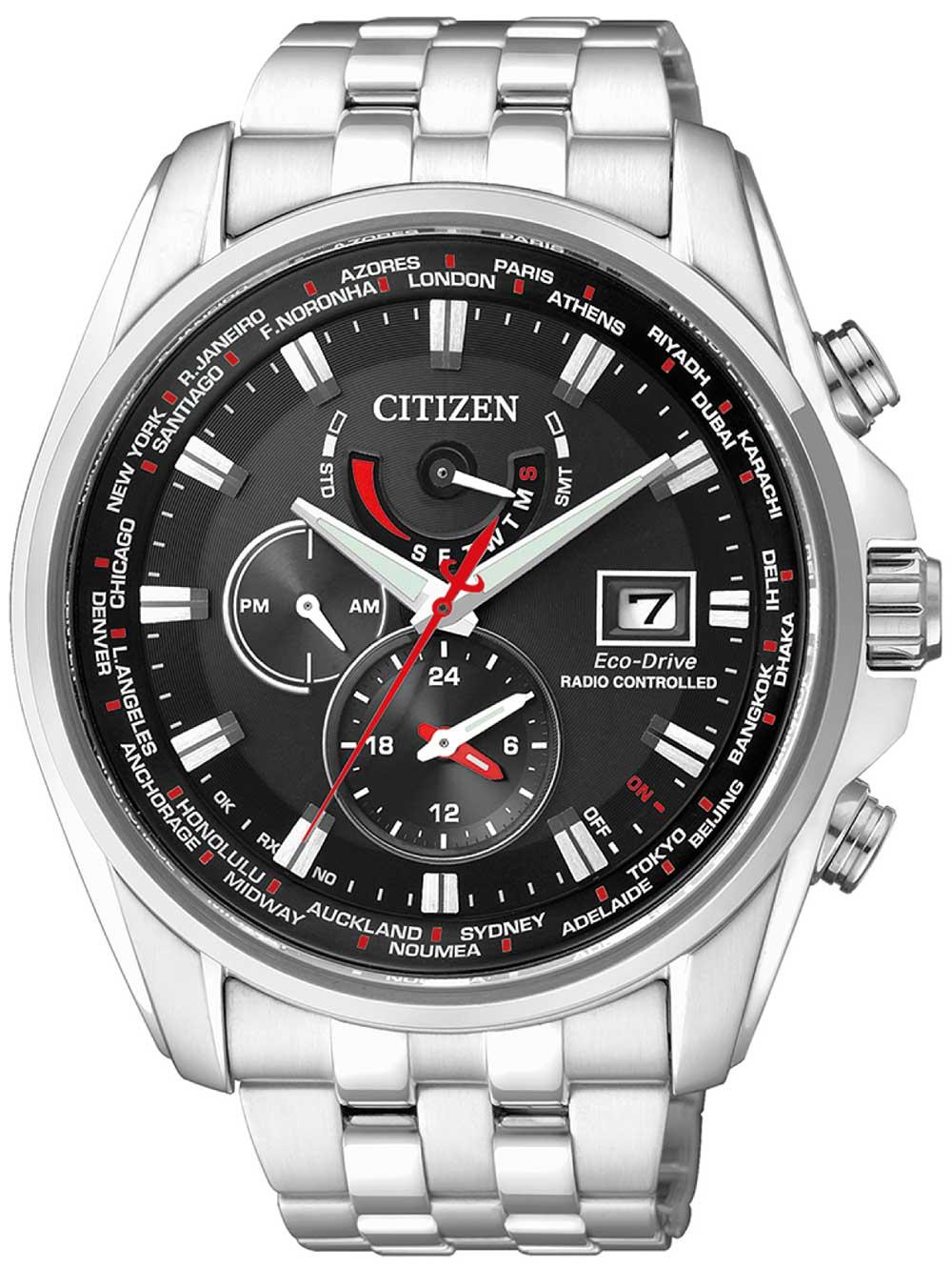 Citizen AT9030-55E Herreur Radiostyret