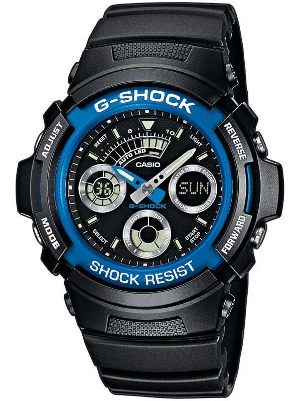 Casio AW-591-2AER Herreur G-Shock