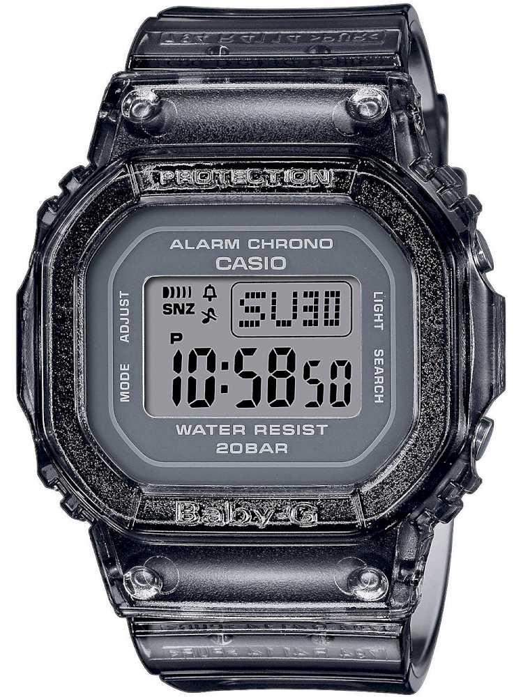 Casio BGD-560S-8ER Dameur Baby-G Ur Sort