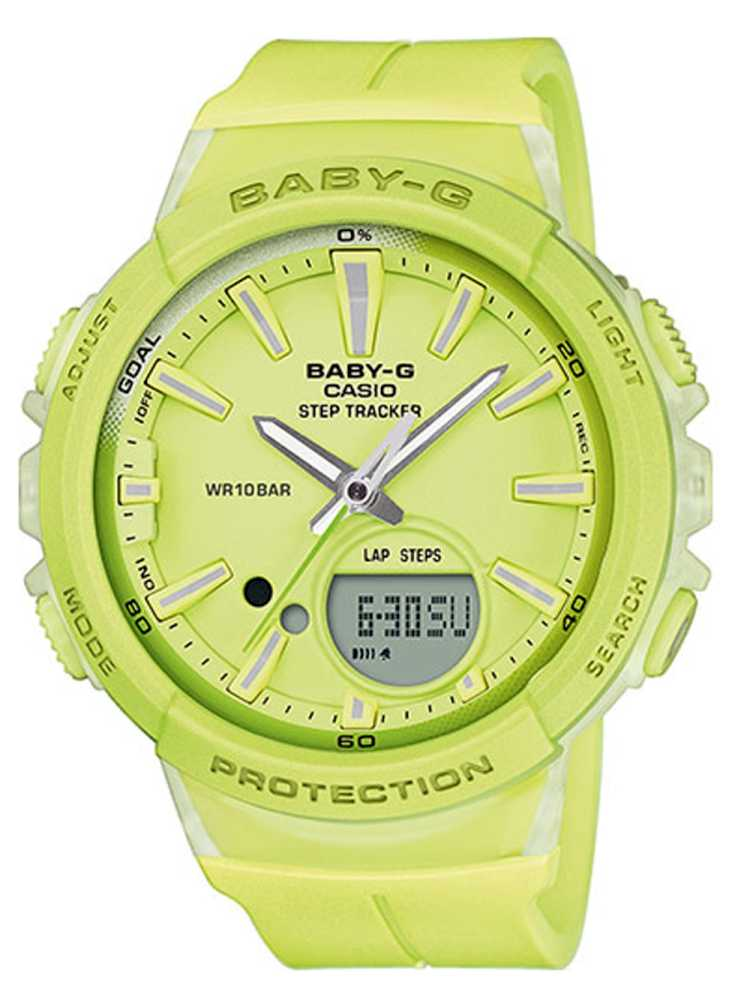 Casio BGS-100-9AER Dameur Baby-G