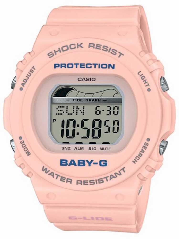 Casio BLX-570-4ER Dameur Baby-G