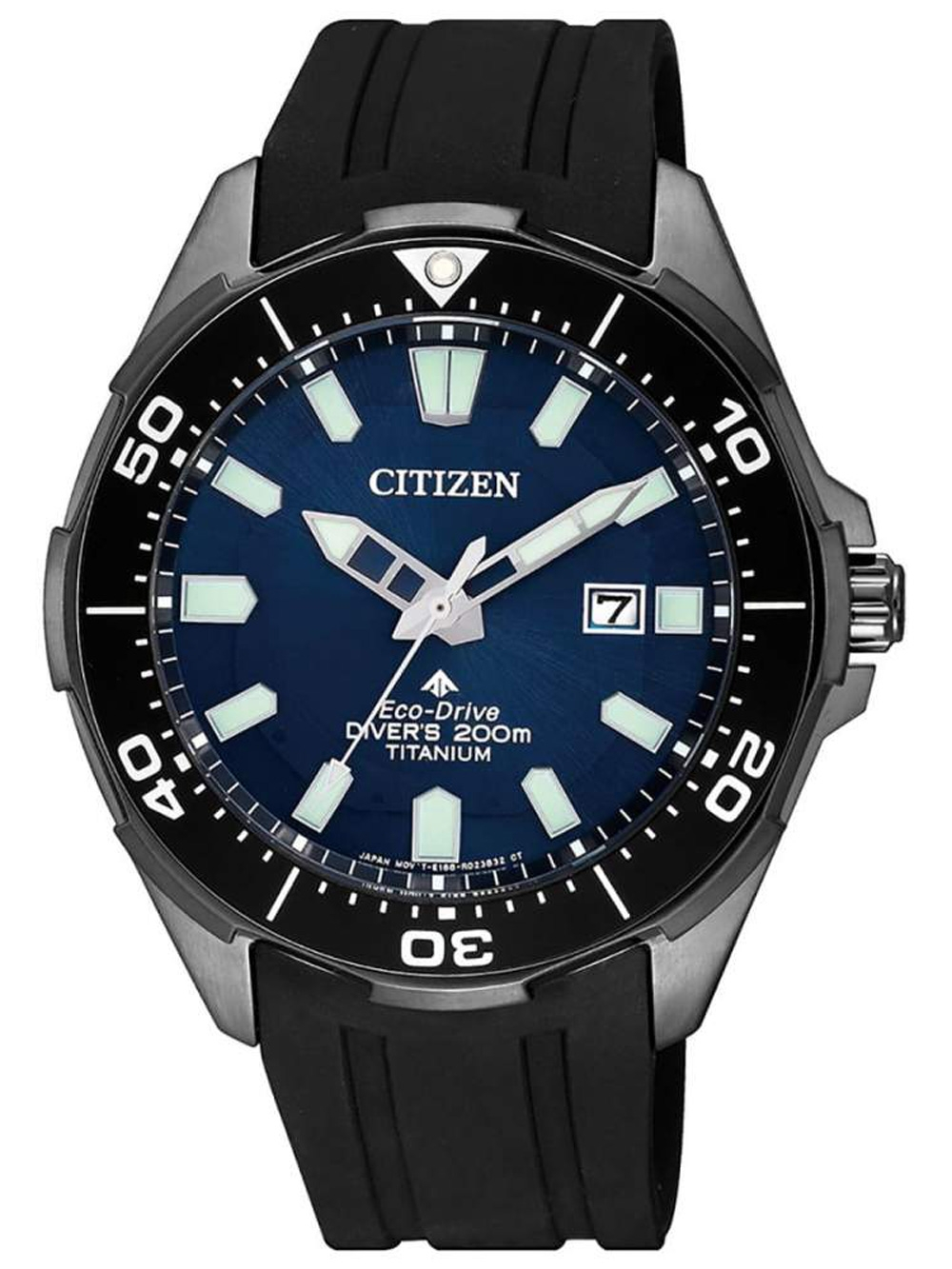 Citizen BN0205-10L Herreur Eco-Drive
