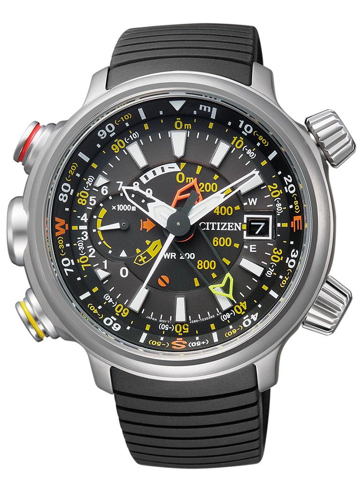 Citizen BN4021-02E Herreur Promaster Titanium Ur
