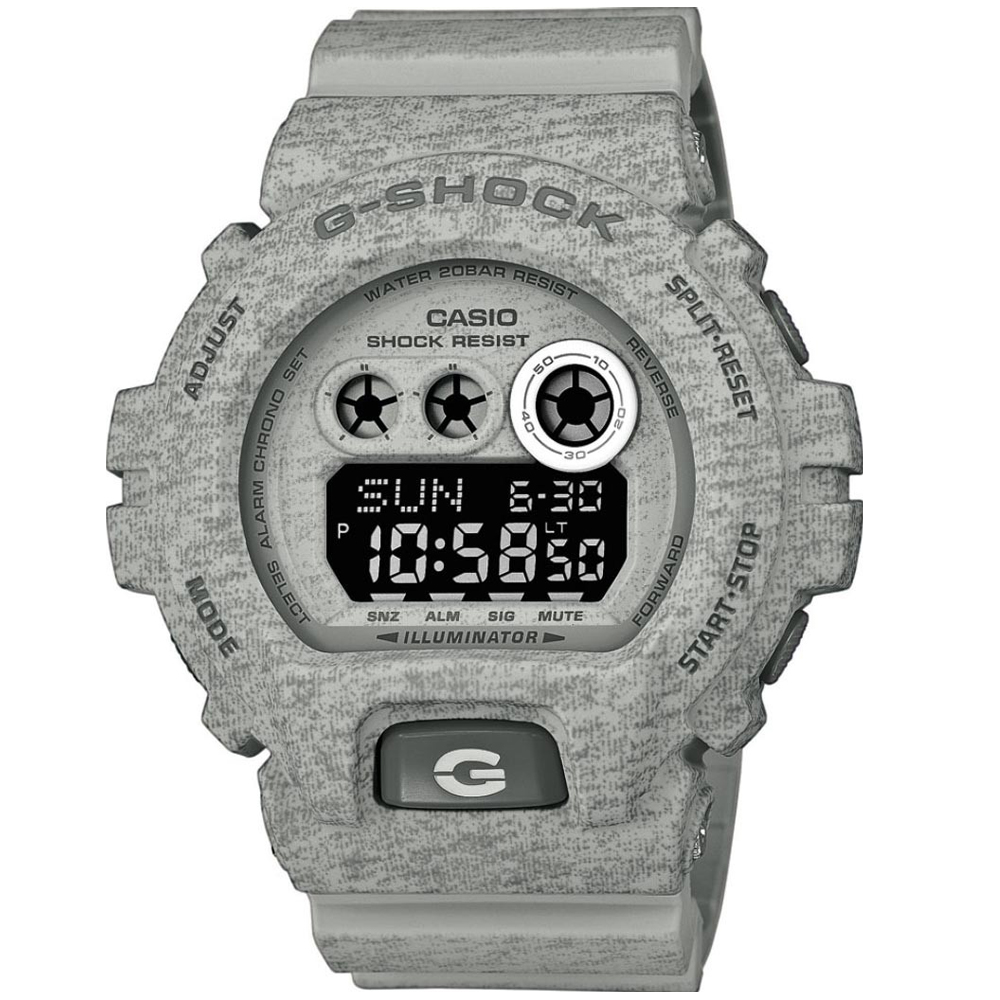 Casio GD-X6900HT-8ER Herreur G-Shock
