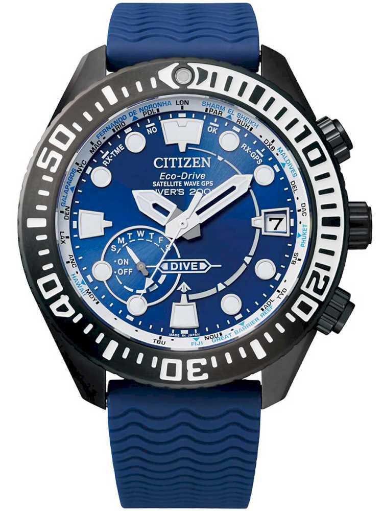 Citizen CC5006-06L Herreur Eco-Drive GPS Ur