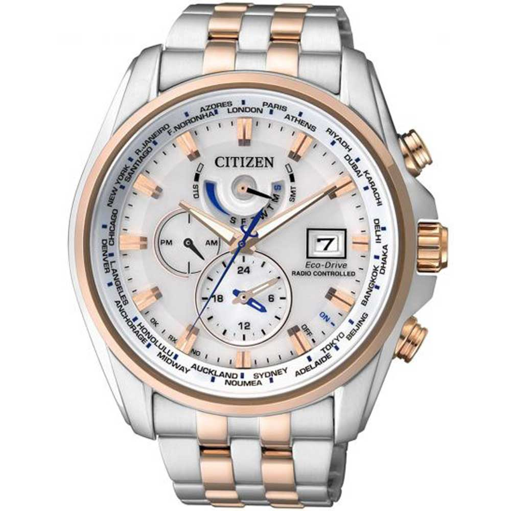 Citizen AT9034-54A Herreur Radiostyret Ur