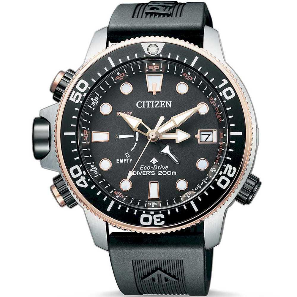 Citizen BN2037-11E Herreur Marine Eco-Drive