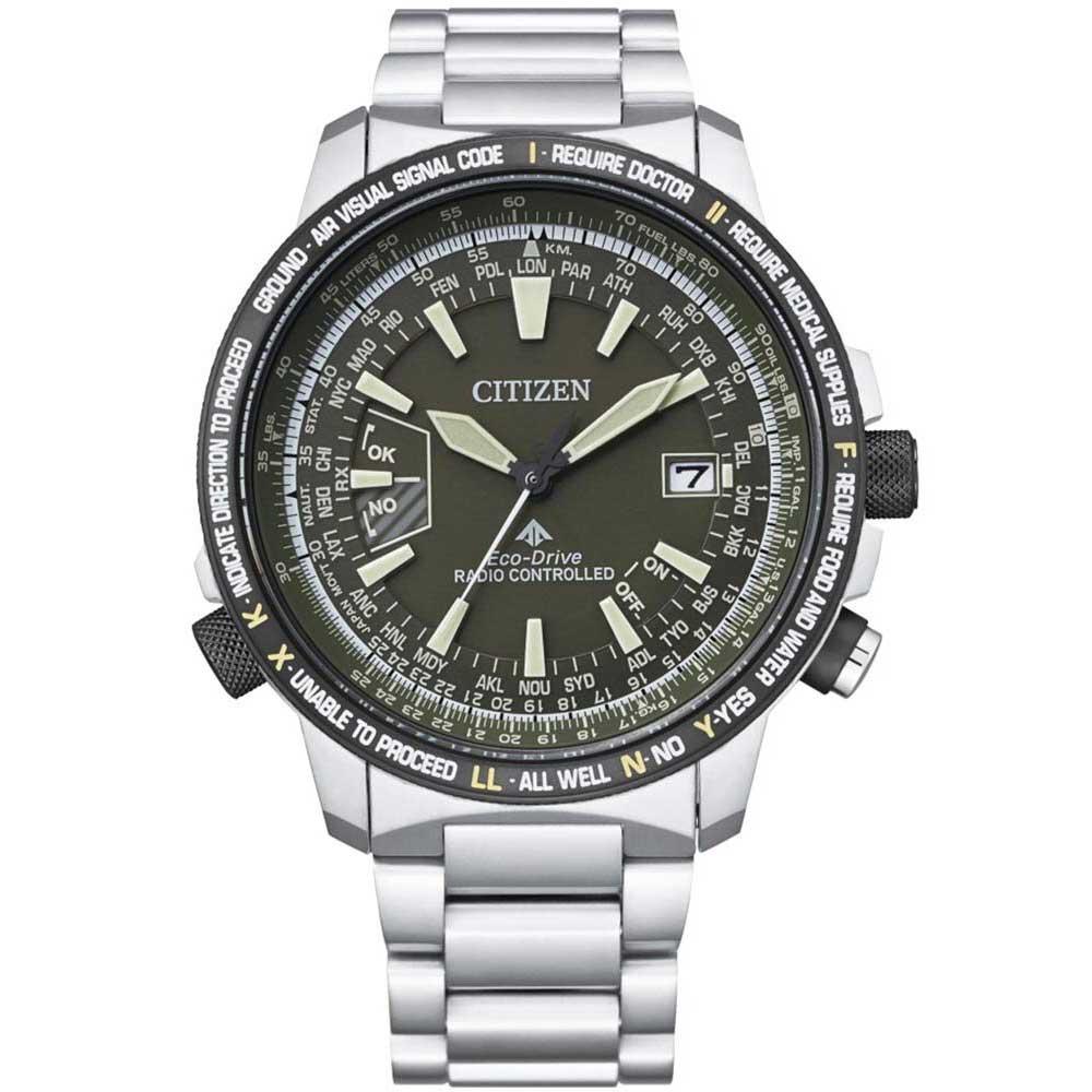 Citizen CB0206-86X Herreur Radiostyret Titanium Ur
