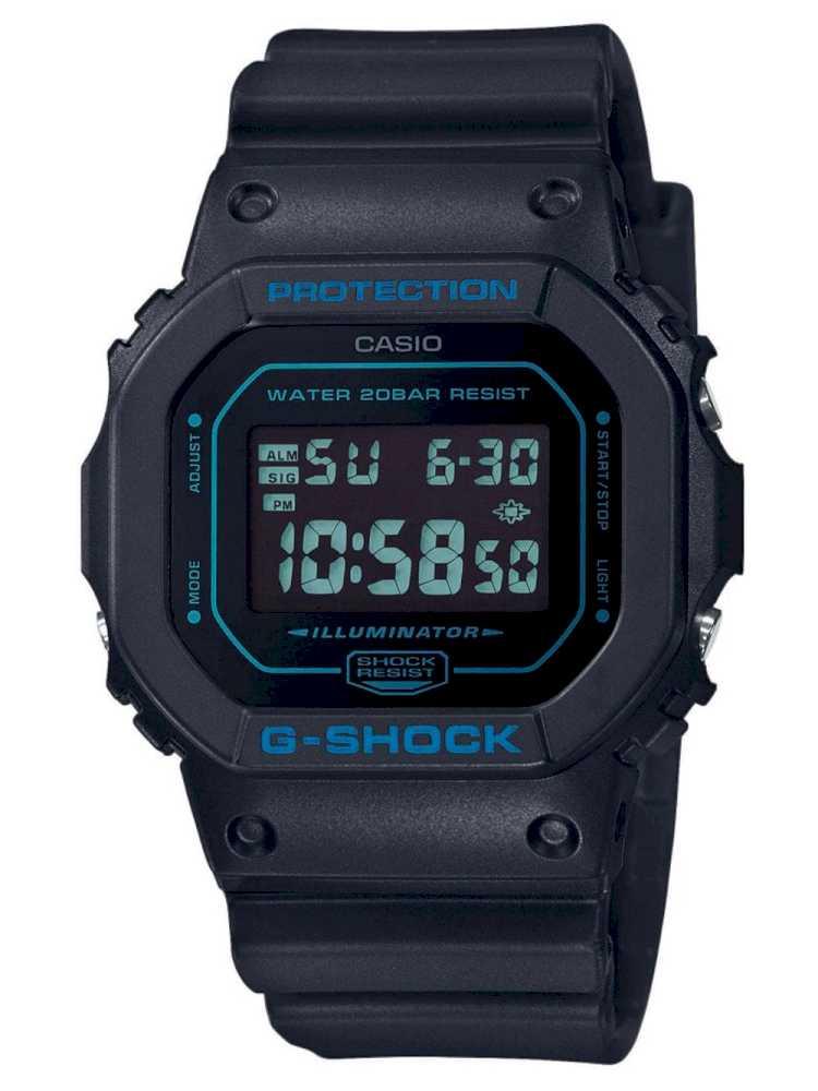Casio DW-5600BBM-1ER Herreur G-Shock Ur Sort