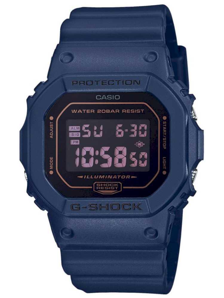 Casio DW-5600BBM-2ER Herreur G-Shock Ur Blåt