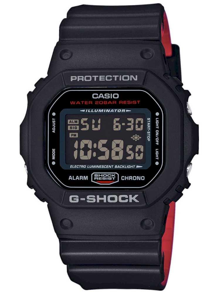 Casio DW-5600HR-1ER Herreur G-Shock