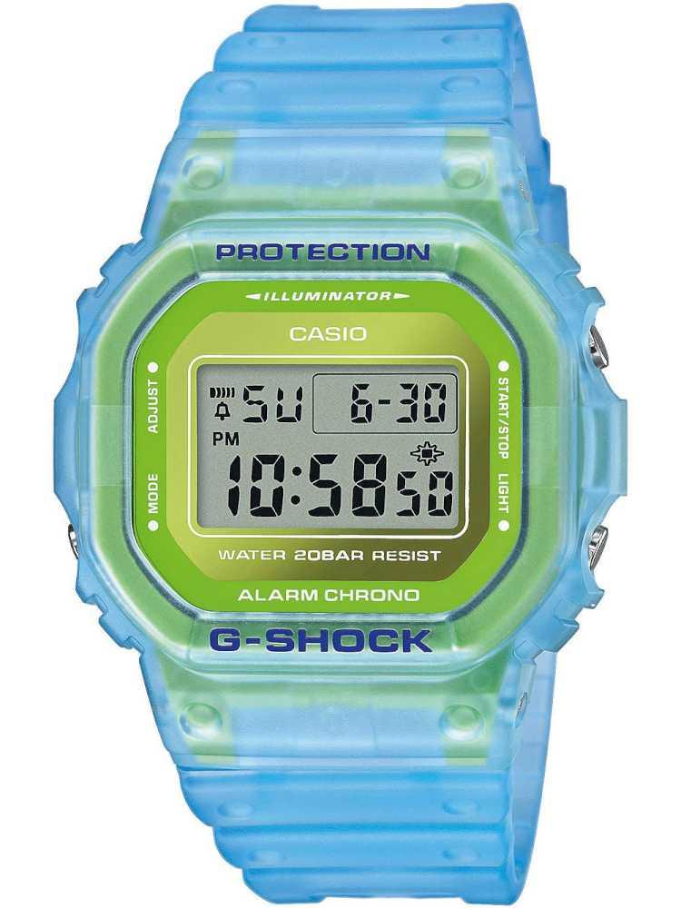 Casio DW-5600LS-2ER Herreur G-Shock Ur Blåt