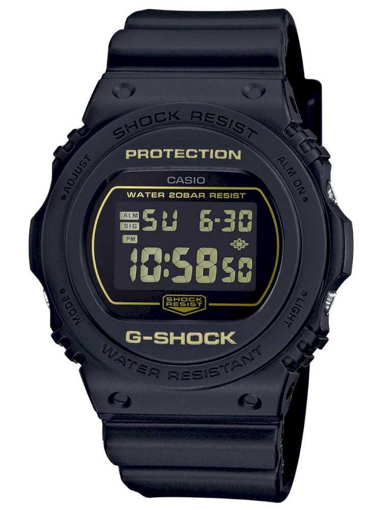 Casio DW-5700BBM-1ER Herreur G-Shock Ur Sort
