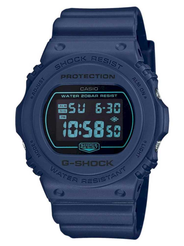Casio DW-5700BBM-2ER Herreur G-Shock Ur Blåt