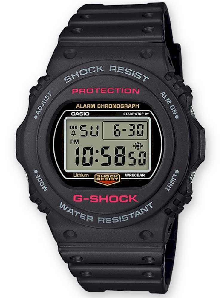 Casio DW-5750E-1ER Herreur G-Shock