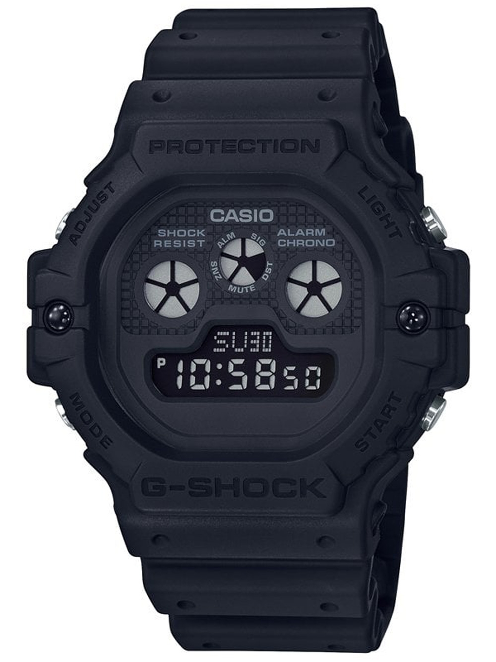 Casio DW-5900BB-1ER Herreur G-Shock Ur Sort