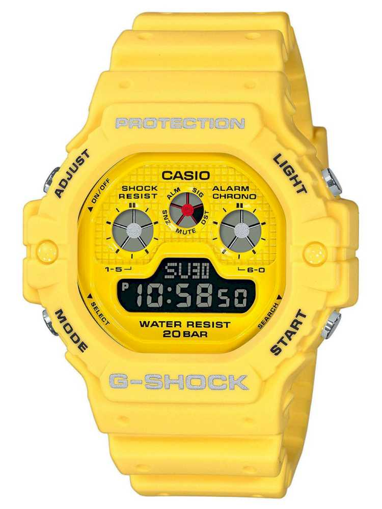 Casio DW-5900RS-9ER Herreur G-Shock