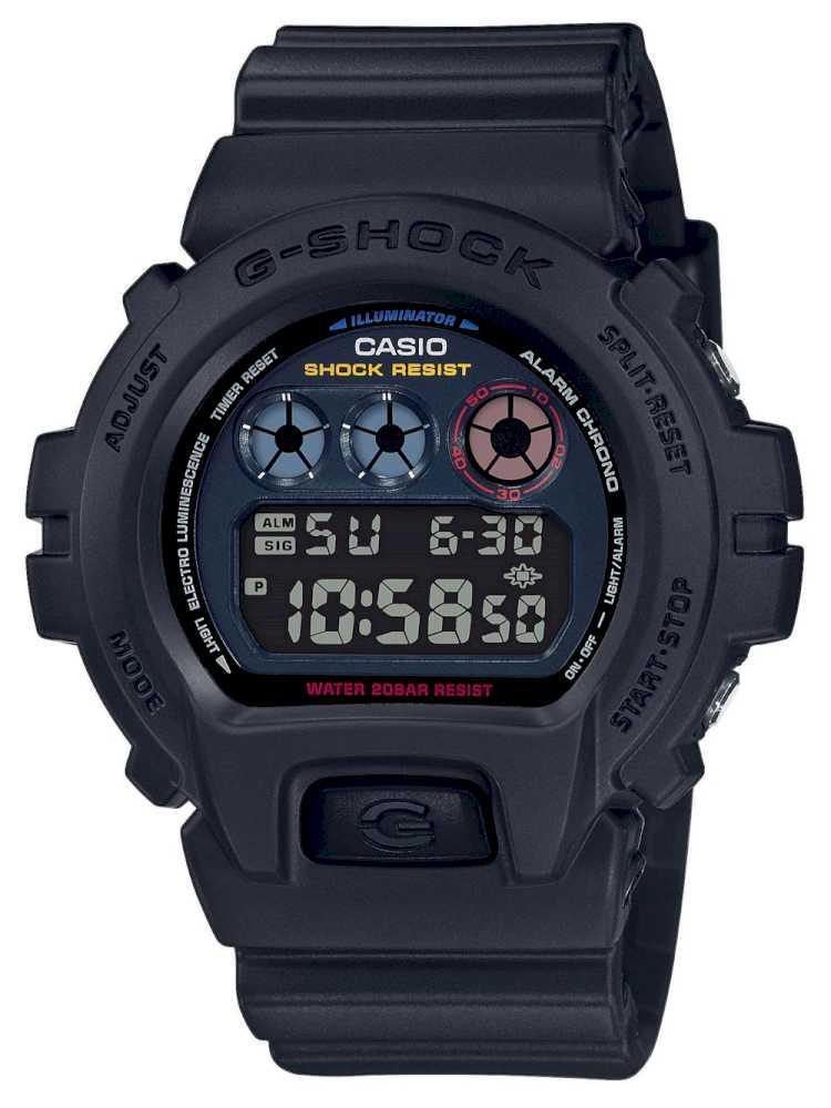Casio DW-6900BMC-1ER Herreur