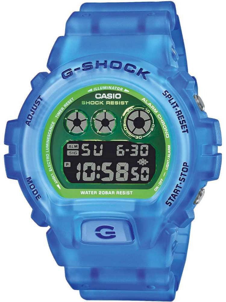 Casio DW-6900LS-2ER Herreur G-Shock Ur Blåt