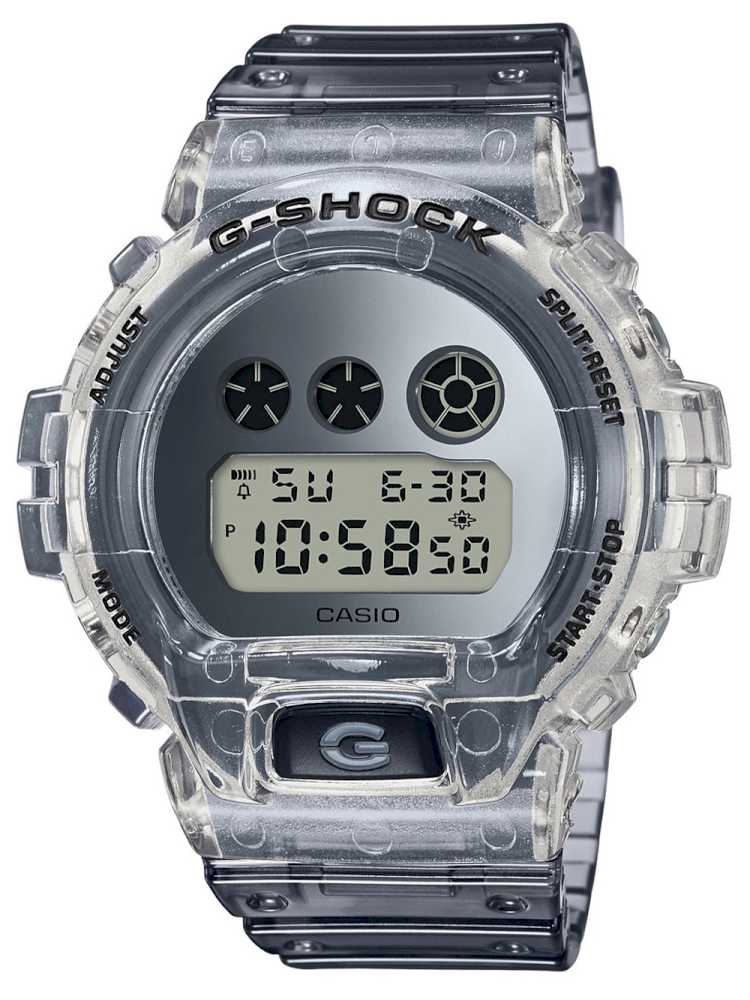 Casio DW-6900SK-1ER Herreur