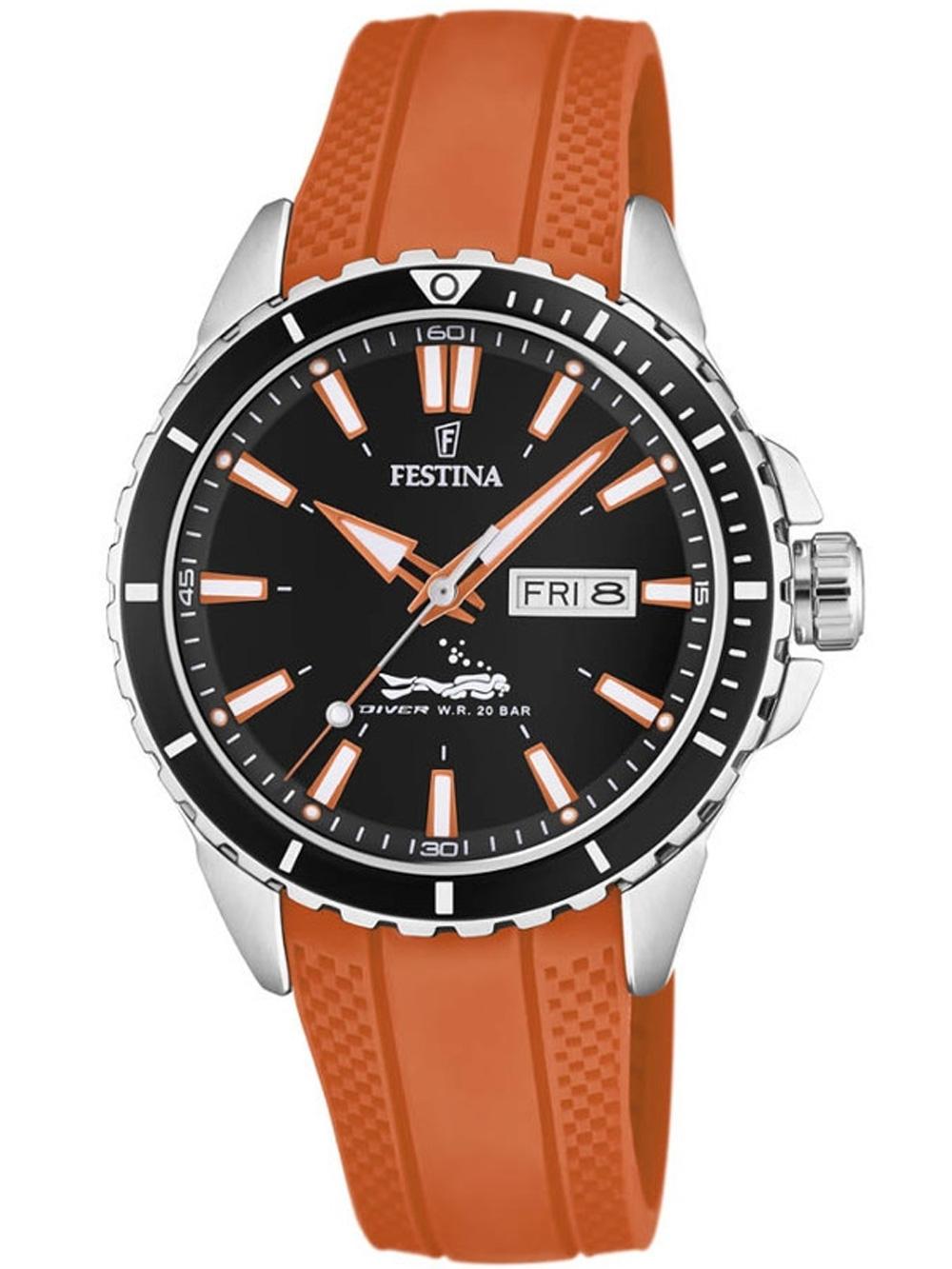 Festina F20378/5 Herreur Diver