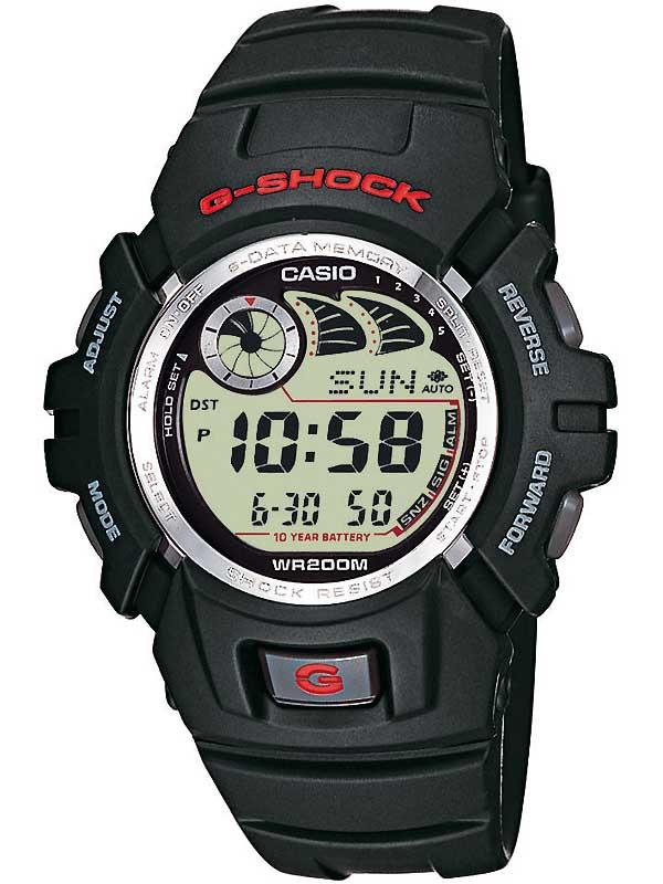 Casio G-2900F-1VER Herreur G-Shock Ur Sort