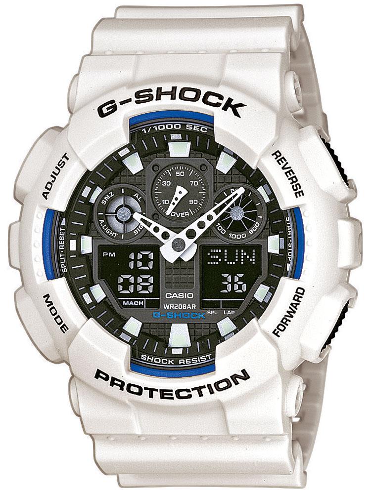 Casio GA-100B-7AER Herreur G-Shock