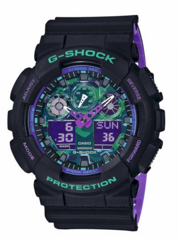 Casio GA-100BL-1AER Herreur G-Shock