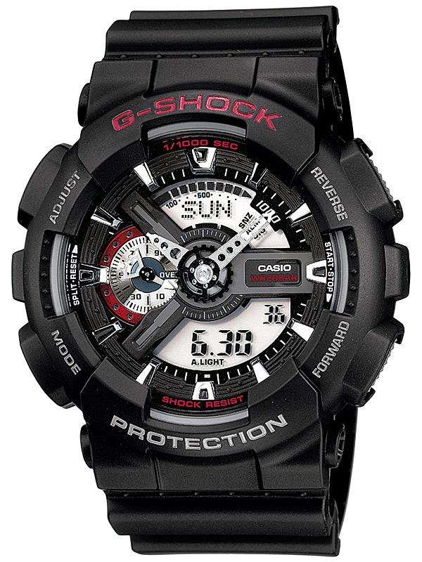 Casio GA-110-1AER Herreur G-Shock Ur Sort