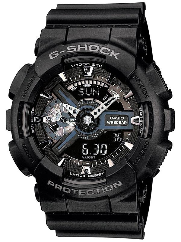 Casio GA-110-1BER Herreur G-Shock Ur Sort