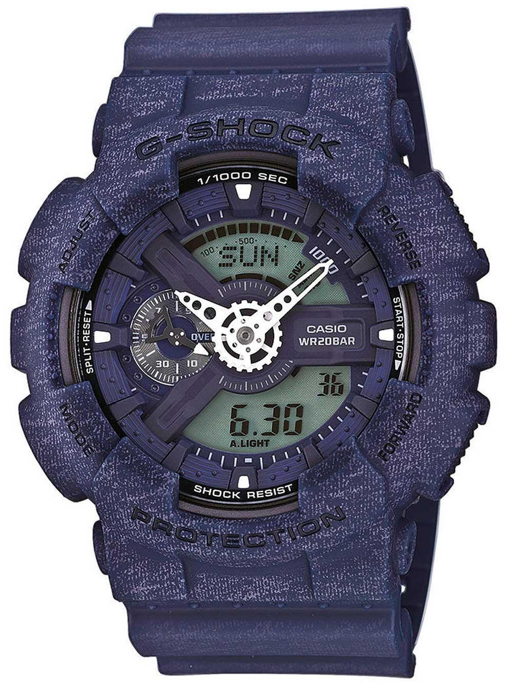 Casio GA-110HT-2AER Herreur G-Shock