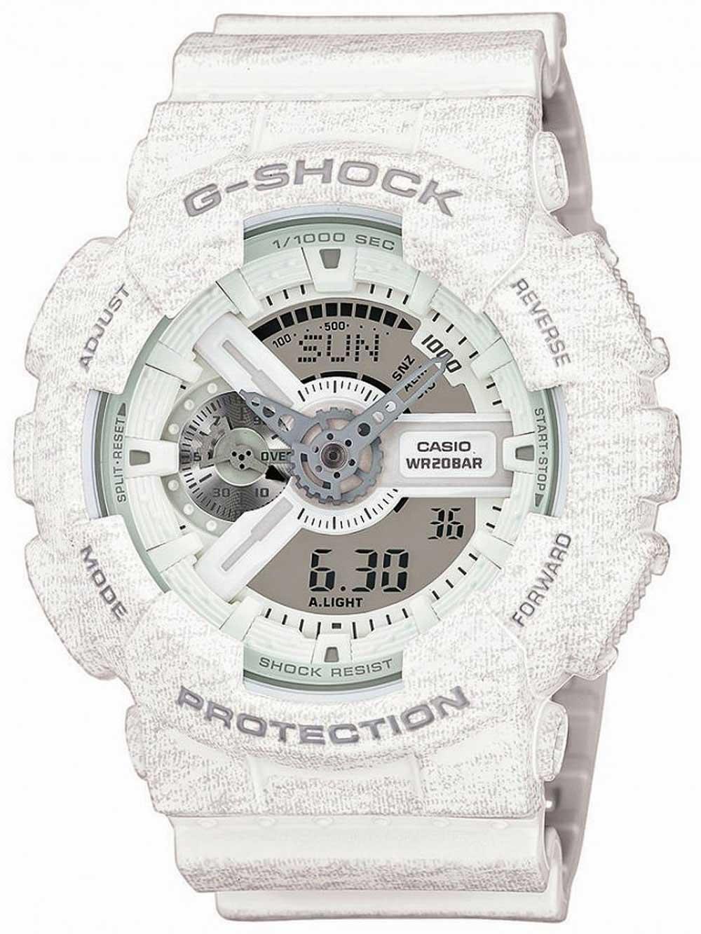 Casio GA-110HT-7AER Herreur G-Shock