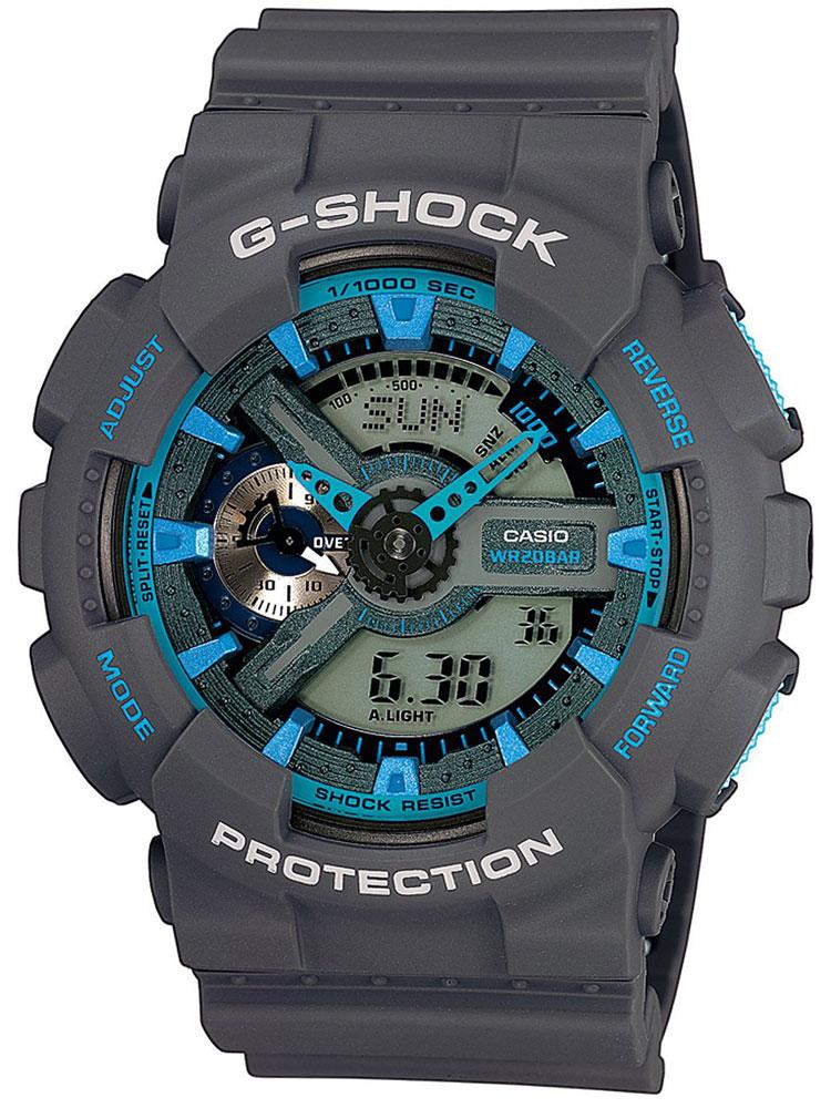 Casio GA-110TS-8A2ER Herreur G-Shock