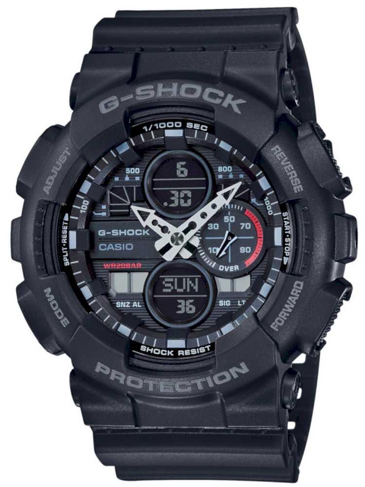 Casio GA-140-1A1ER Herreur G-Shock Ur Sort