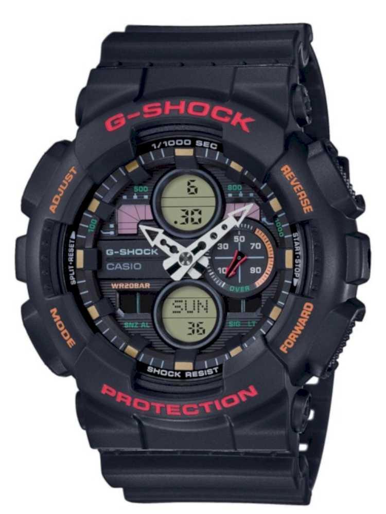 Casio GA-140-1A4ER Herreur G-Shock Ur Sort