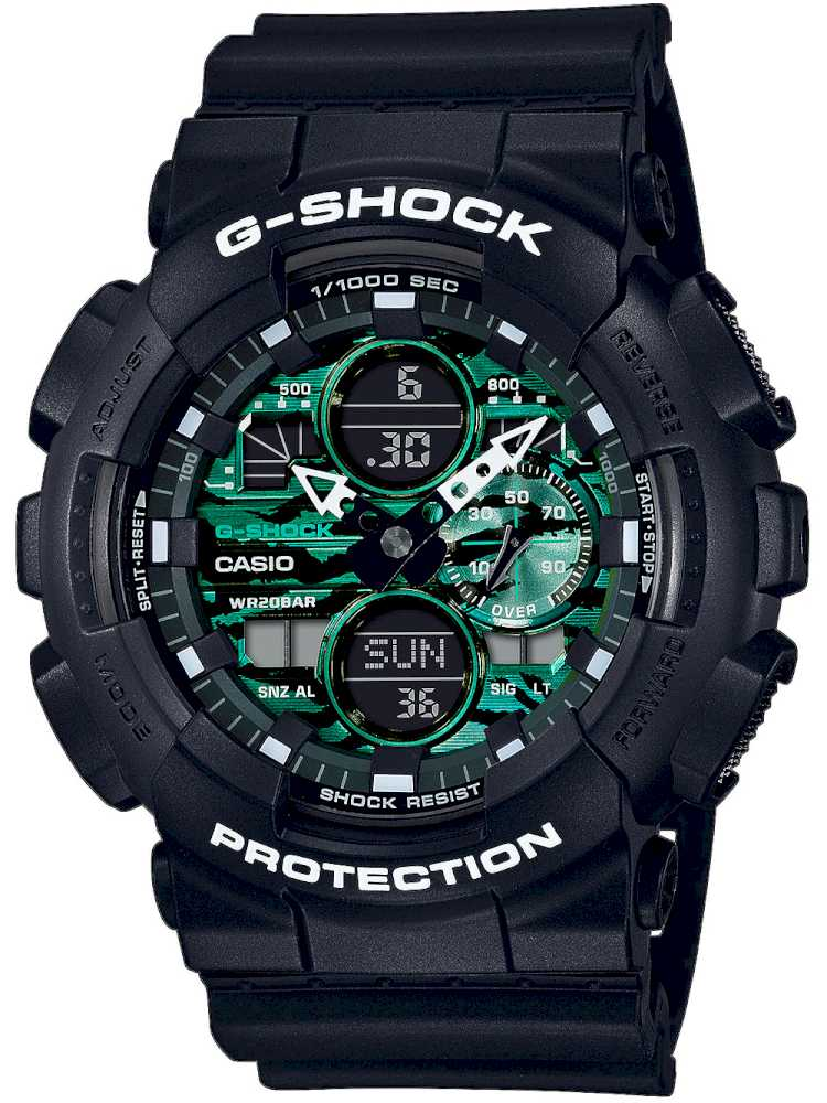 Casio GA-140MG-1AER Herreur G-Shock