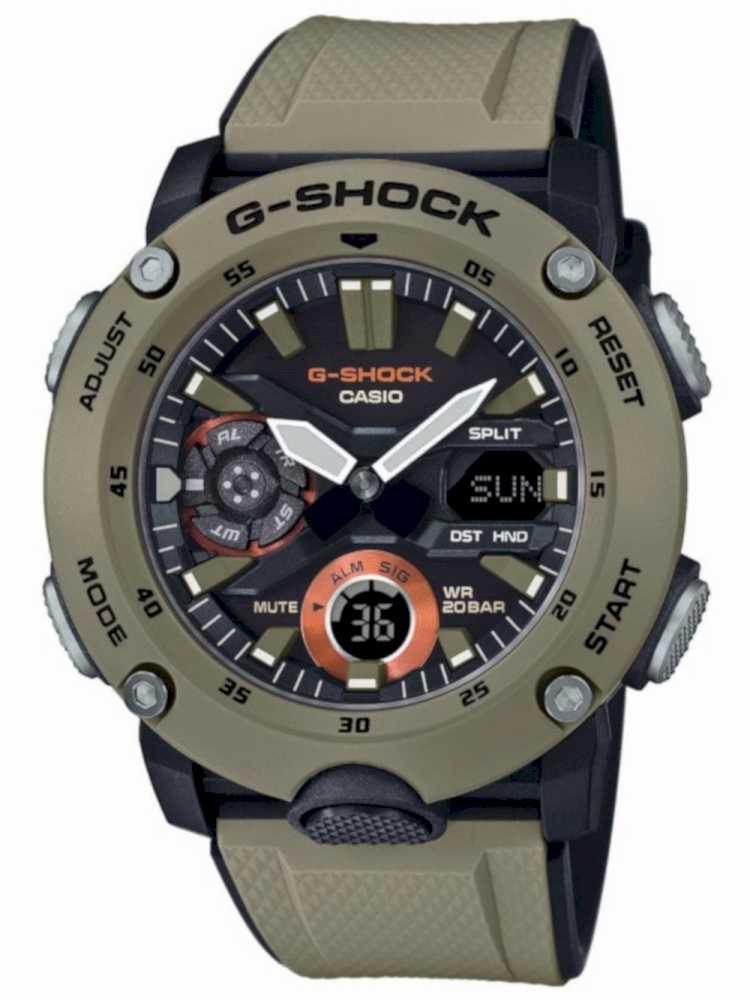 Casio GA-2000-5AER Herreur G-Shock