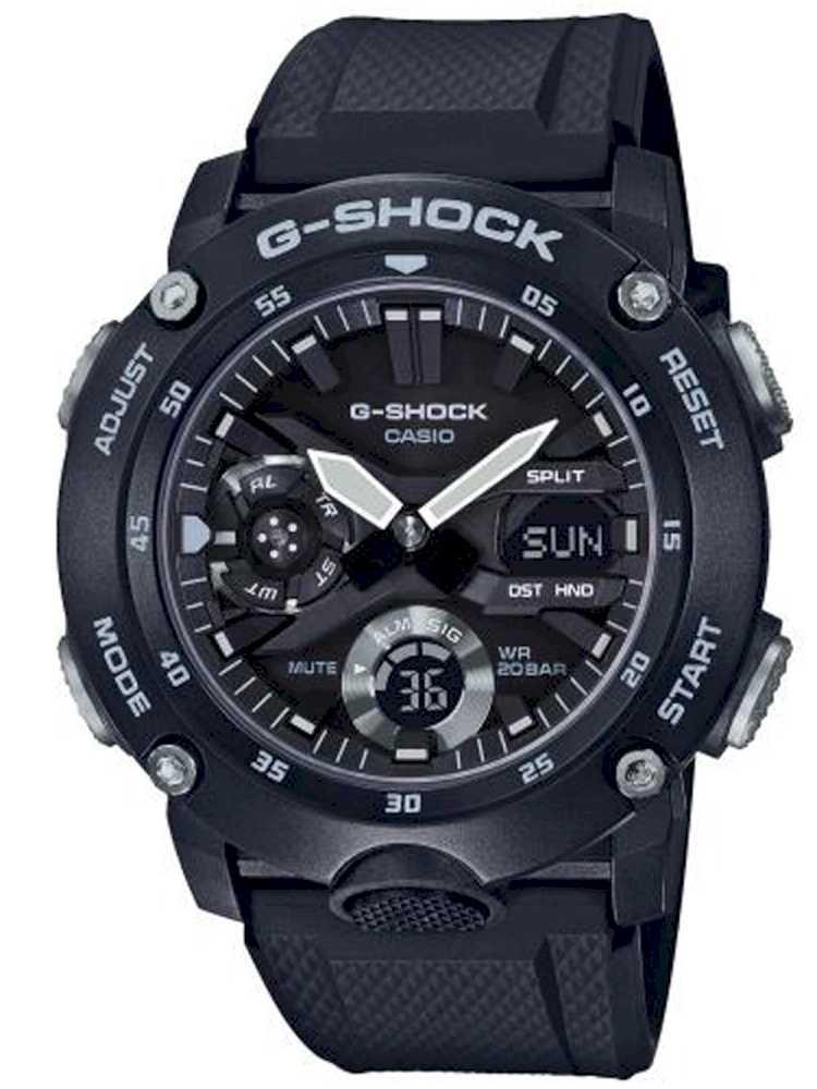 Casio GA-2000S-1AER Herreur G-Shock