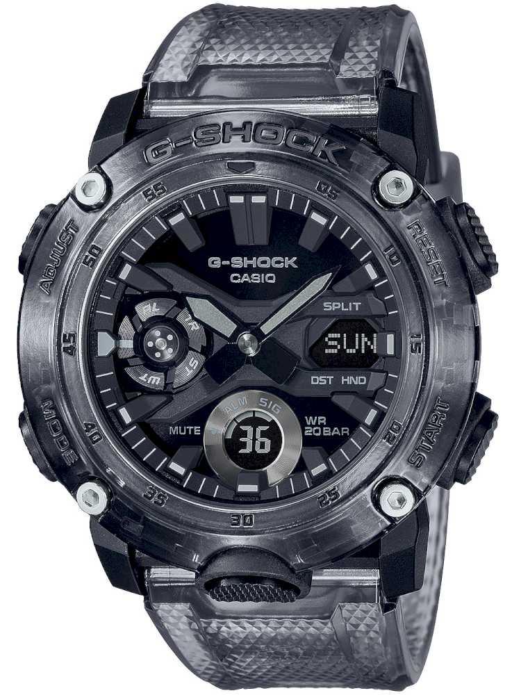 Casio GA-2000SKE-8AER Herreur G-Shock