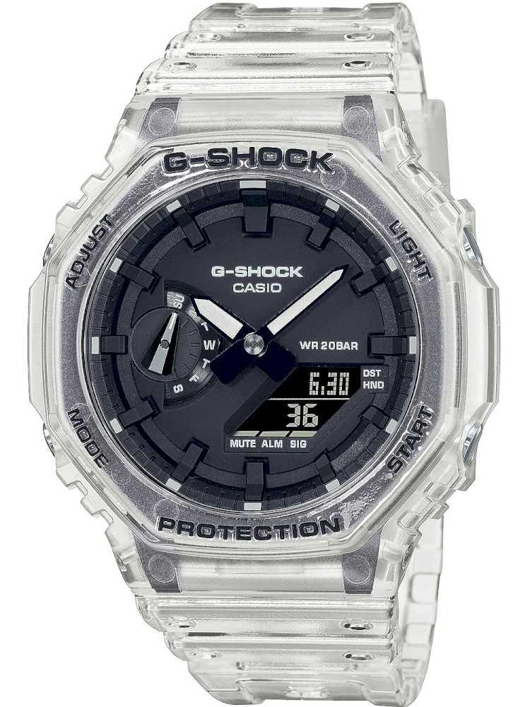 Casio GA-2100SKE-7AER Herreur G-Shock