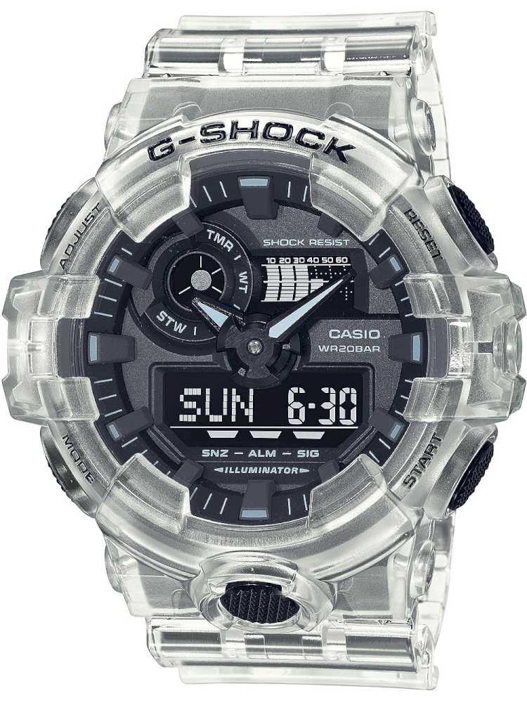 Casio GA-700SKE-7AER Herreur G-Shock