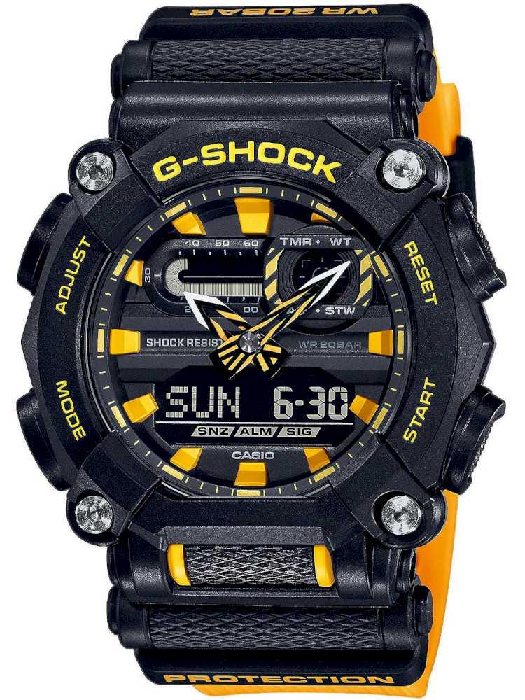 Køb Casio GA-900A-1A9ER Herreur G-Shock Ur