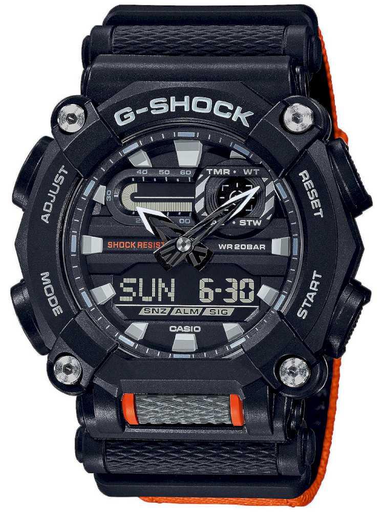 Casio GA-900C-1A4ER Herreur G-Shock