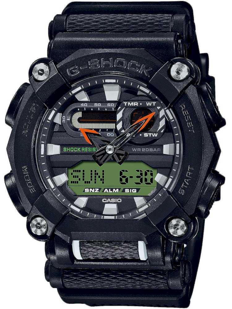 Casio GA-900E-1A3ER Herreur G-Shock