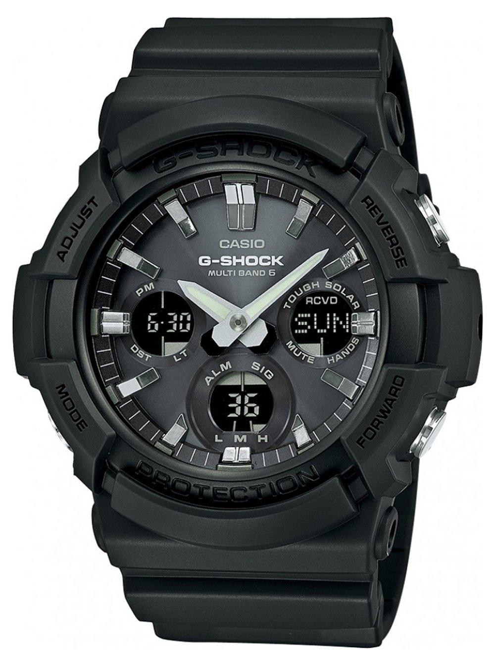 Casio GAW-100B-1AER Herreur G-Shock Sort Ur